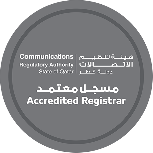 Routedge is Qatar accredited registrar